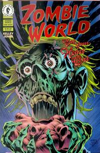 Cover Thumbnail for ZombieWorld: Eat Your Heart Out (Dark Horse, 1998 series)