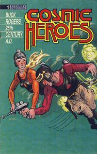 Cover Thumbnail for Cosmic Heroes (Malibu, 1988 series) #1