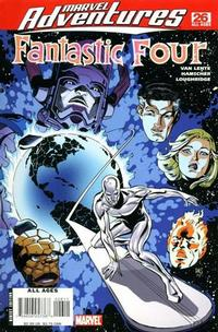 Cover Thumbnail for Marvel Adventures Fantastic Four (Marvel, 2005 series) #26