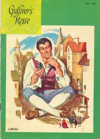 Cover Thumbnail for Gulliver's reise (Serieforlaget / Se-Bladene / Stabenfeldt, 1962 series)