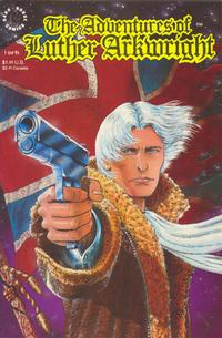 Cover Thumbnail for Adventures of Luther Arkwright (Dark Horse, 1990 series) #1