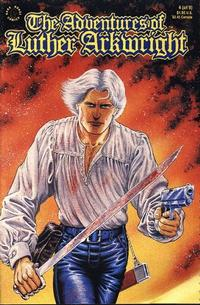 Cover Thumbnail for Adventures of Luther Arkwright (Dark Horse, 1990 series) #4