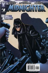 Cover Thumbnail for Midnighter (DC, 2007 series) #1