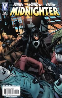 Cover Thumbnail for Midnighter (DC, 2007 series) #2