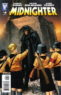 Cover Thumbnail for Midnighter (DC, 2007 series) #4