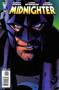 Cover Thumbnail for Midnighter (DC, 2007 series) #5