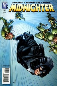 Cover Thumbnail for Midnighter (DC, 2007 series) #7