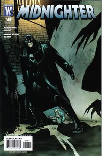 Cover Thumbnail for Midnighter (DC, 2007 series) #8