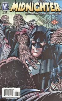 Cover Thumbnail for Midnighter (DC, 2007 series) #9