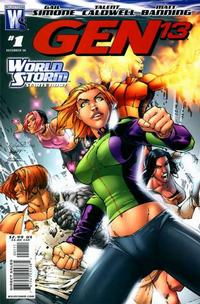 Cover Thumbnail for Gen 13 (DC, 2006 series) #1