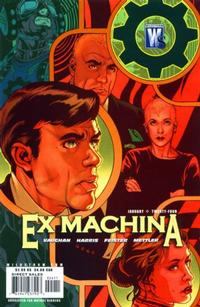 Cover Thumbnail for Ex Machina (DC, 2004 series) #24