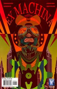 Cover Thumbnail for Ex Machina (DC, 2004 series) #25