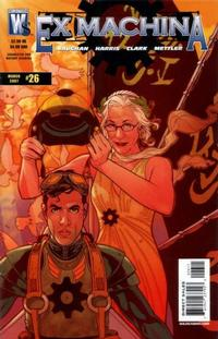 Cover Thumbnail for Ex Machina (DC, 2004 series) #26