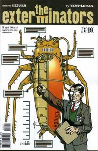Cover Thumbnail for The Exterminators (DC, 2006 series) #18