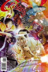 Cover Thumbnail for Crossing Midnight (DC, 2007 series) #7