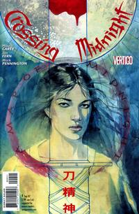 Cover Thumbnail for Crossing Midnight (DC, 2007 series) #9