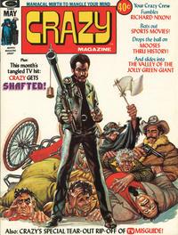 Cover Thumbnail for Crazy Magazine (Marvel, 1973 series) #4