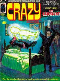 Cover Thumbnail for Crazy Magazine (Marvel, 1973 series) #6