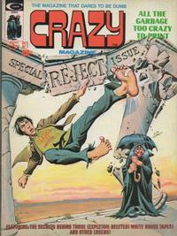 Cover Thumbnail for Crazy Magazine (Marvel, 1973 series) #7