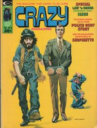 Cover Thumbnail for Crazy Magazine (Marvel, 1973 series) #8