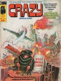 Cover Thumbnail for Crazy Magazine (Marvel, 1973 series) #11