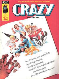 Cover Thumbnail for Crazy Magazine (Marvel, 1973 series) #14