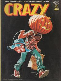 Cover Thumbnail for Crazy Magazine (Marvel, 1973 series) #15