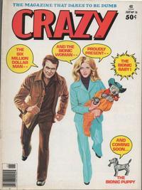 Cover Thumbnail for Crazy Magazine (Marvel, 1973 series) #18