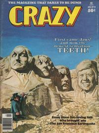 Cover Thumbnail for Crazy Magazine (Marvel, 1973 series) #22