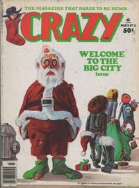 Cover Thumbnail for Crazy Magazine (Marvel, 1973 series) #23