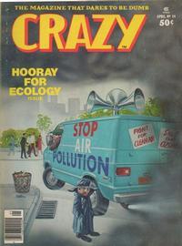 Cover Thumbnail for Crazy Magazine (Marvel, 1973 series) #24