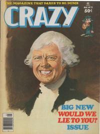 Cover Thumbnail for Crazy Magazine (Marvel, 1973 series) #25