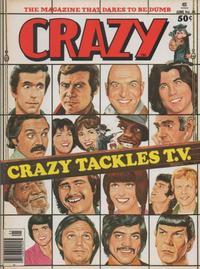 Cover Thumbnail for Crazy Magazine (Marvel, 1973 series) #26