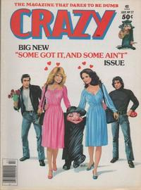 Cover Thumbnail for Crazy Magazine (Marvel, 1973 series) #27
