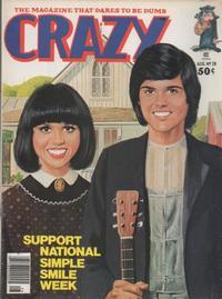 Cover Thumbnail for Crazy Magazine (Marvel, 1973 series) #28