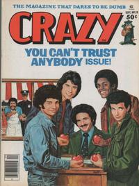 Cover Thumbnail for Crazy Magazine (Marvel, 1973 series) #29
