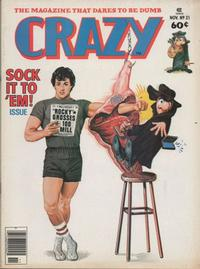 Cover Thumbnail for Crazy Magazine (Marvel, 1973 series) #31