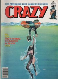 Cover Thumbnail for Crazy Magazine (Marvel, 1973 series) #33