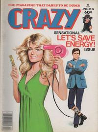 Cover Thumbnail for Crazy Magazine (Marvel, 1973 series) #36