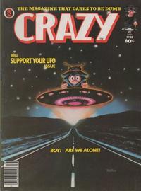 Cover Thumbnail for Crazy Magazine (Marvel, 1973 series) #38
