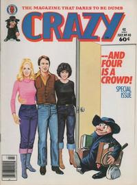 Cover Thumbnail for Crazy Magazine (Marvel, 1973 series) #40