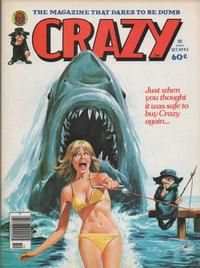 Cover Thumbnail for Crazy Magazine (Marvel, 1973 series) #43