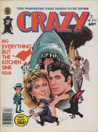 Cover Thumbnail for Crazy Magazine (Marvel, 1973 series) #45