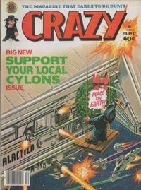 Cover Thumbnail for Crazy Magazine (Marvel, 1973 series) #47