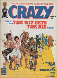 Cover Thumbnail for Crazy Magazine (Marvel, 1973 series) #48