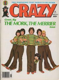 Cover Thumbnail for Crazy Magazine (Marvel, 1973 series) #51