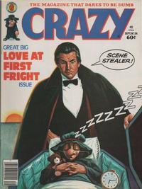 Cover Thumbnail for Crazy Magazine (Marvel, 1973 series) #54