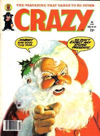 Cover Thumbnail for Crazy Magazine (Marvel, 1973 series) #59