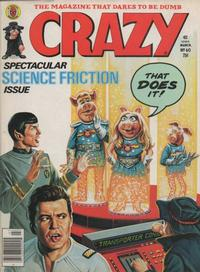Cover Thumbnail for Crazy Magazine (Marvel, 1973 series) #60