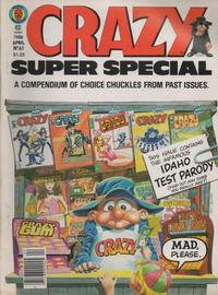 Cover Thumbnail for Crazy Magazine (Marvel, 1973 series) #61